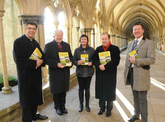 Salisbury Cathedral Invests £25,000 in Schools Energy Coop Share Offer
