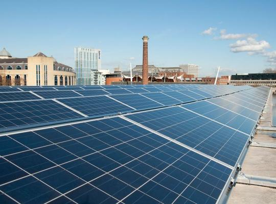 West of England benefits from community energy fund