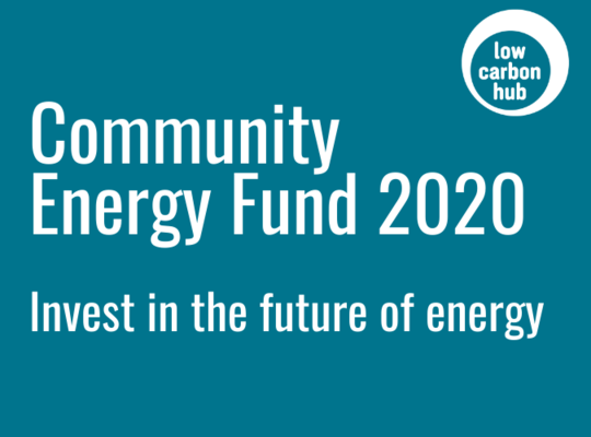 New opportunity for Oxfordshire residents to put their money to work tackling climate change