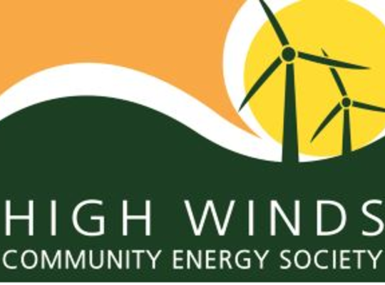 Community Energy Society set to become sole Owner of Mean Moor Wind Farm in a £5.7 million share offer