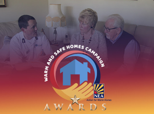 Warm And Safe Homes Campaign Awards - applications now open